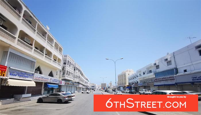 In pictures: businesses closed across Oman