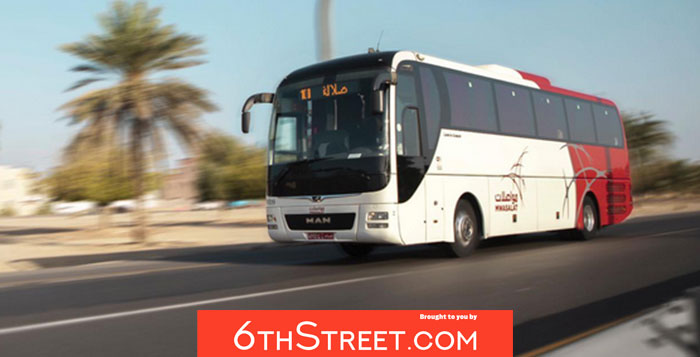 Mwasalat suspends bus services in Muscat, Salalah