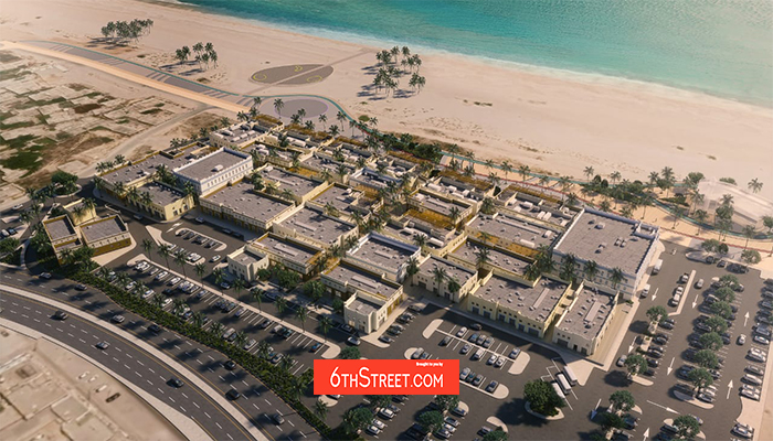 Construction work begins at Al Hafa waterfront project