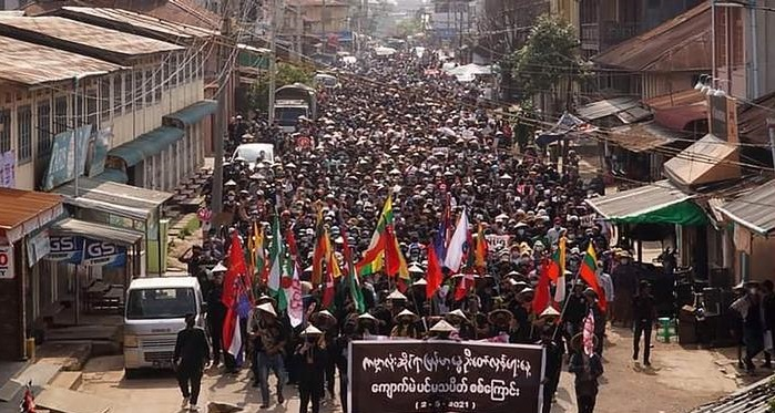 Myanmar junta designates shadow government as 'terrorist' group