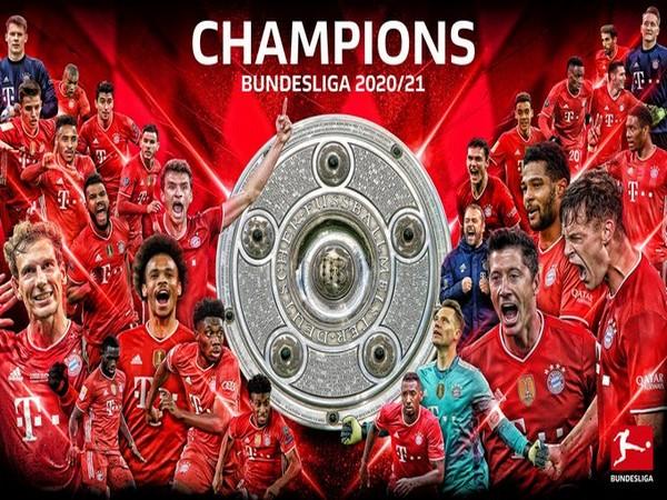 Bayern Munich win ninth successive Bundesliga title