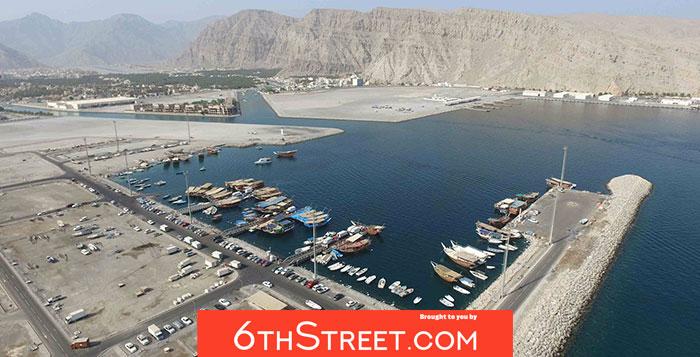 Omani ports now off Lloyd's high risk zones list