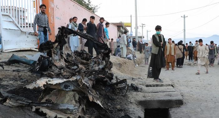 Kabul school blasts death toll rises to over 60