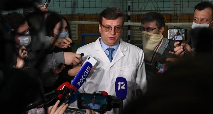 Doctor who treated Alexei Navalny goes missing