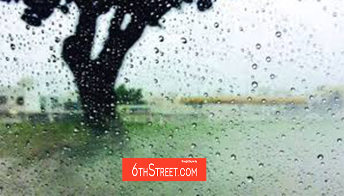 Heavy rainfall in parts of Oman