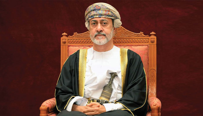 His Majesty exchanges Eid Al Fitr greetings with leaders of sisterly and  friendly countries