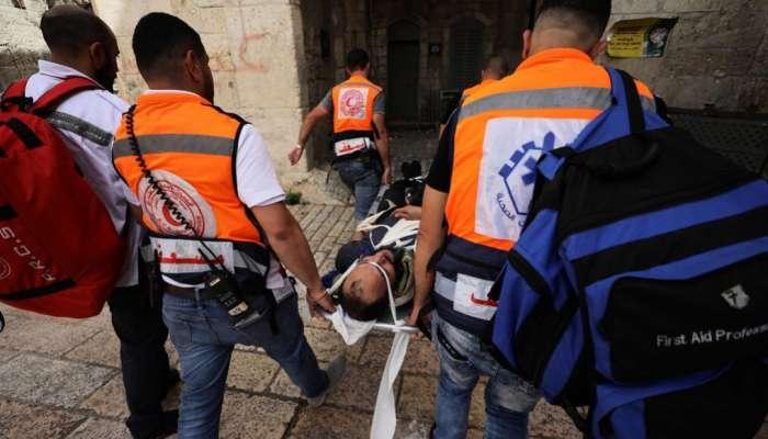 20 Palestinians killed in Israeli aerial attack