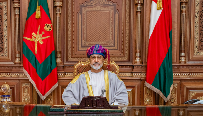 His Majesty pardons over 400 inmates in Oman