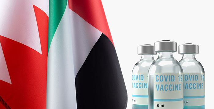 UAE and Bahrain jointly announce safe travel corridor for vaccinated travellers