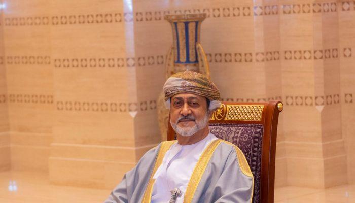 جلالة السلطان يتلقى تهنئة من نائب رئيس الوزراء لشؤون الدفاع بمناسبة عيد الفطر