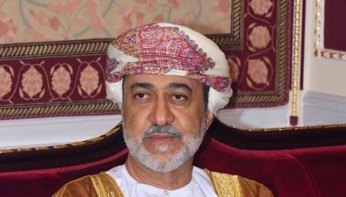 جلالة السلطان يتلقى تهنئة من وزير ديوان البلاط السلطاني بمناسبة عيد الفطر