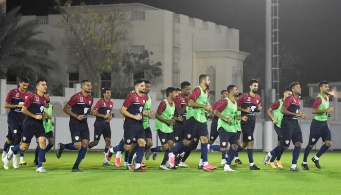 منتخبنا الأول لكرة القدم يبدأ معسكره التدريبي الأحد المقبل