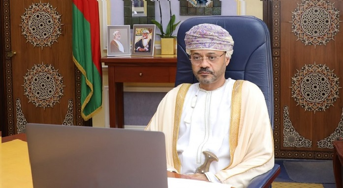 Oman's Foreign Minister expresses support to Palestinians