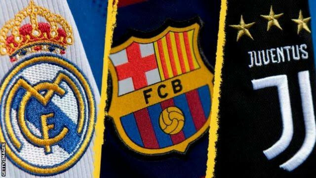 European Super League: UEFA opens investigation into Real Madrid, Barcelona and Juventus' involvement