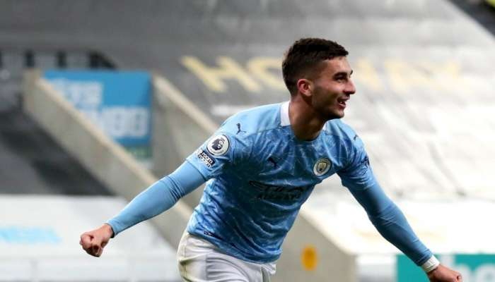 Ferran Torres breaks Messi's record as Man City edge past Newcastle United