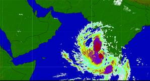 الأرصاد: Tauktae  قد تتحول لإعصار خلال 12 ساعة .. ماذا تعني هذه التسمية ؟