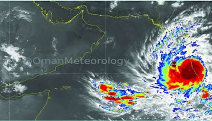 Tropical storm Tauktae to continue along Indian coastline