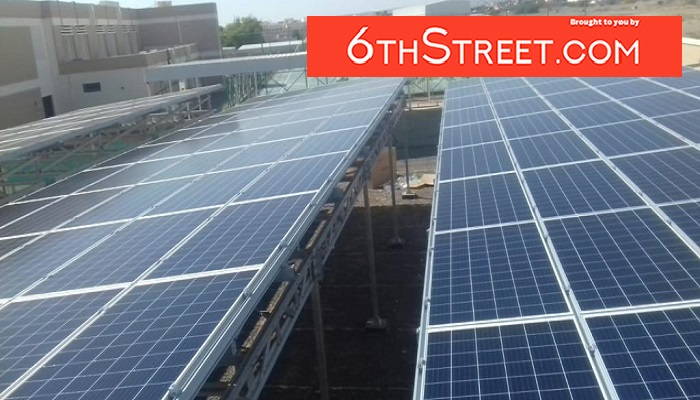 Two schools join the solar energy project in Oman