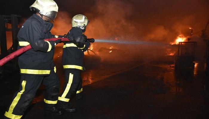2 injured in fire in Oman