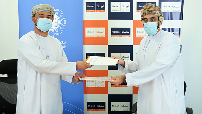 Alizz Islamic Bank and Takween sign agreement for home financing solutions