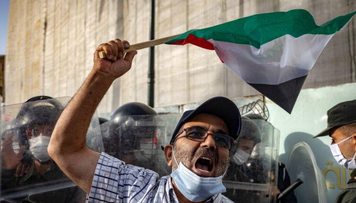 المغرب.. تظاهرات في عدد من المدن دعما للفلسطينيين