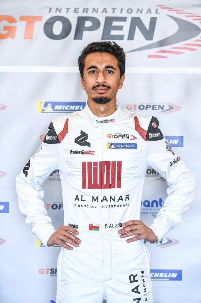 Al Faisal narrowly misses  podium finish on debut