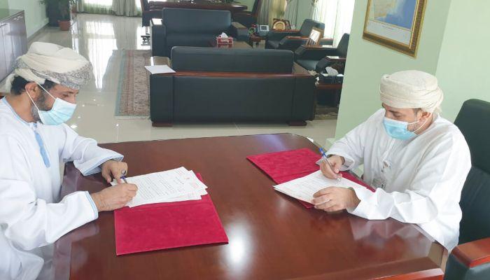 الوثائق والمحفوظات توقع اتفاقية تعاون مع دار لبان للنشر