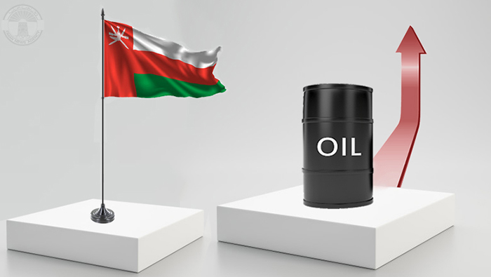 Oman oil price rises by $1.86