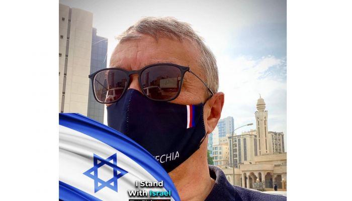 السفير التشيكي لدى الكويت يعتذر بعد إعلان تضامنه مع الكيان الصهيوني