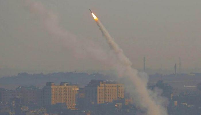 المقاومة تستهدف بارجة إسرائيلية وتمطر 'أسدود' بالصواريخ