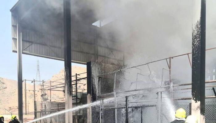 العمانية لنقل الكهرباء:الطوارئ تعمل لإرجاع الخطوط المتأثرة بمحطة وادي عدي