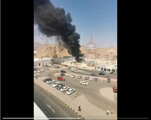 العُمانية لنقل الكهرباء تؤكد عدم وجود إصابات بشرية إثر حريق بمحطة محولات وادي عدي