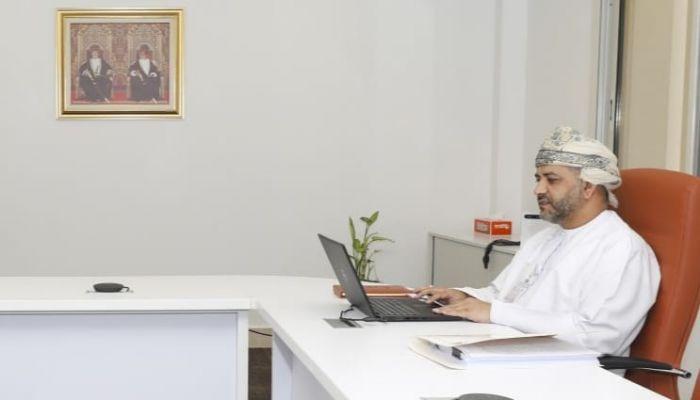 جهاز الرقابة يشارك في الاجتماع السابع عشر للجنة المعايير المهنية والرقابية