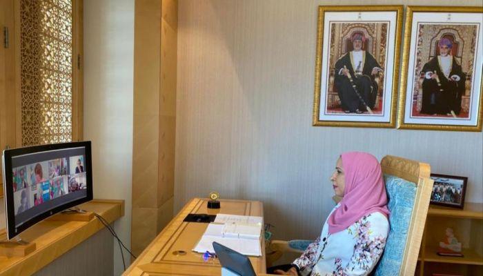 الشيبانية: سياسات السلطنة تعمل على تمكين التعليم في التنمية المستدامة من خلال رؤية عمان2040