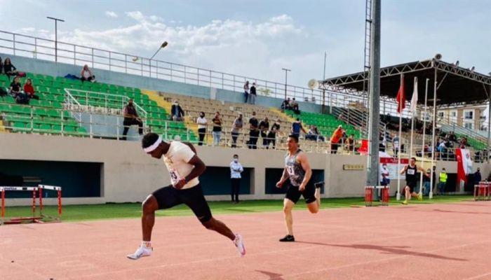 بركات الحارثي يحرز المركز الأول في سباق 100 متر بتركيا