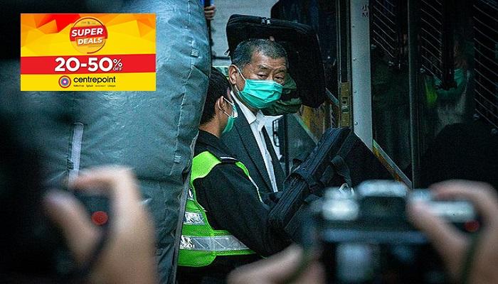 Hong Kong: Jimmy Lai and pro-democracy activists given more jail time