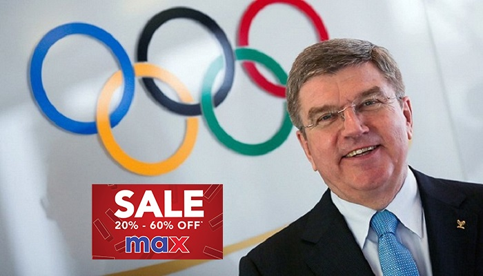 Tokyo Olympics: Athletes should travel with confidence, says IOC chief Bach