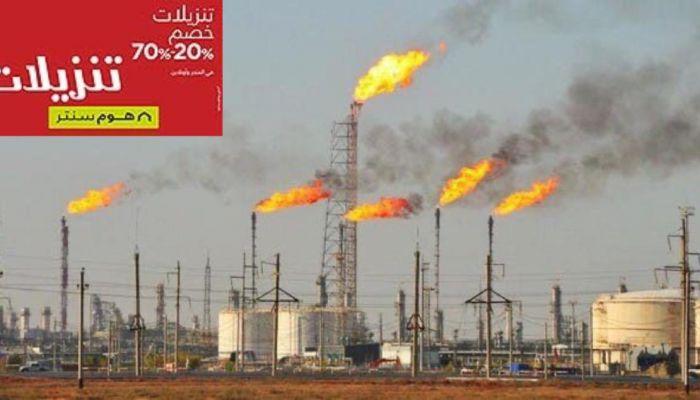 انخفاض إنتاج السلطنة من النفط مقارنة بالعام الماضي