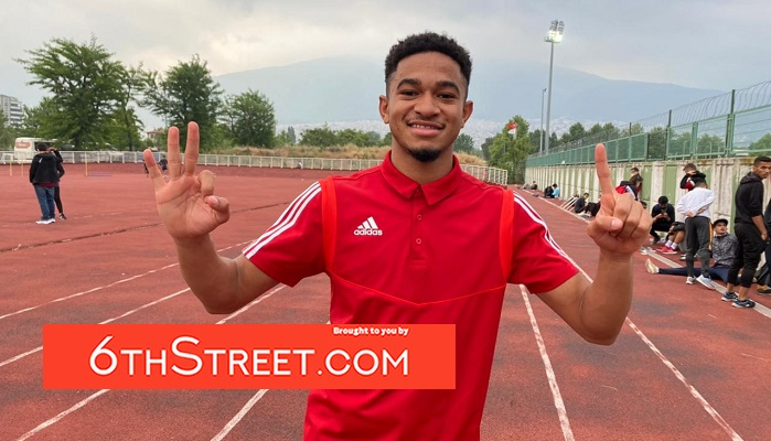Oman's runner qualifies for 'World Youth Championship'