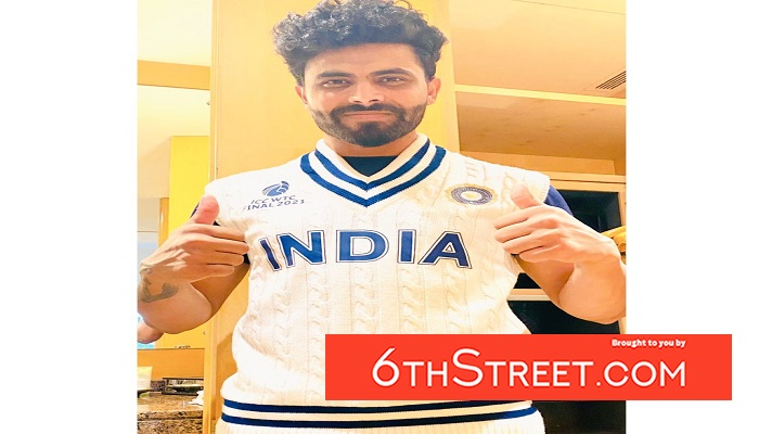 WTC final: India to sport retro jersey against New Zealand