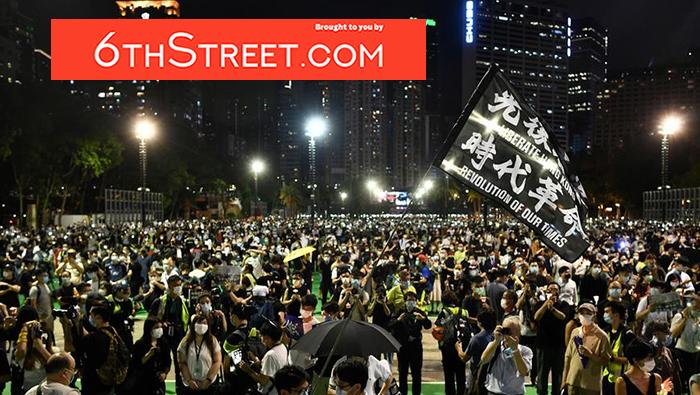 Hong Kong authorities ban Tiananmen vigil again