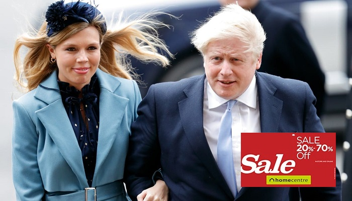 UK Prime Minister Johnson marries fiancee in secret ceremony