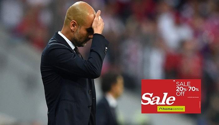 Guardiola rues Champions League final defeat