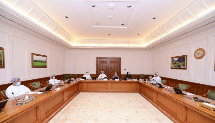 مجلس الدولة يستعرض دور مركز عمان للحوكمة والاستدامة