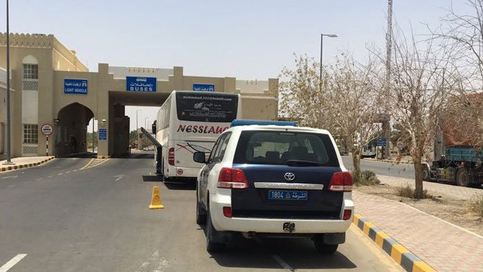 Oman to allow people from neighbouring countries to move across land borders