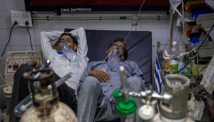 الهند تسجل 134154 إصابة جديدة بفيروس كورونا