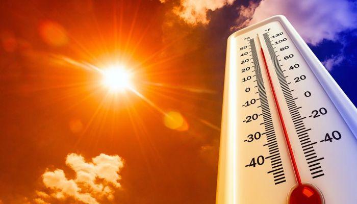 دماء و الطائيين تسجل أعلى درجة حرارة