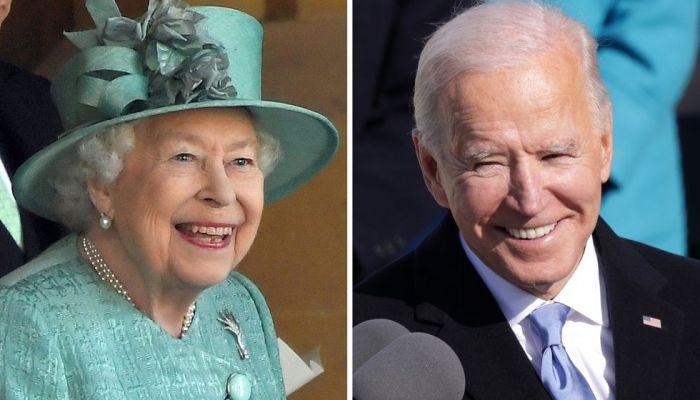 الملكة إليزابيث الثانية تلتقي ببايدن هذا الشهر