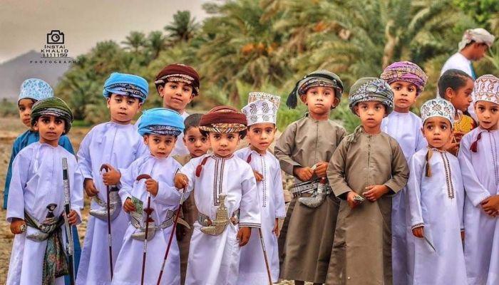43% نسبة الأطفال من إجمالي السكان في السلطنة