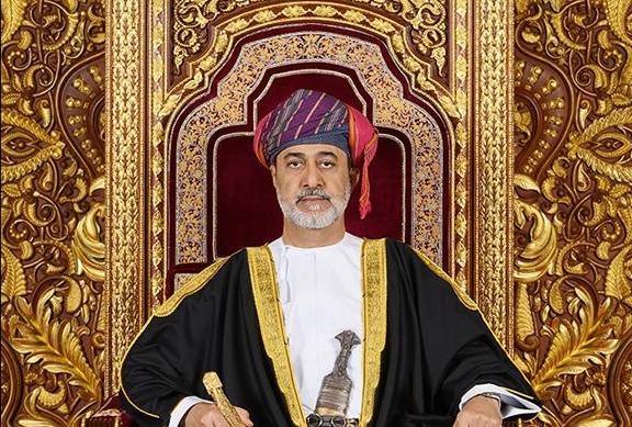 جلالة السلطان المعظم يهنئ ملك السويد
